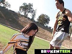 Camil and Peyton - Cheerleader Pic