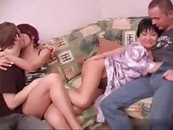 Amateur Threesome Fun - On Homemade Sex Tape [VIDEOSOCINETWEB]