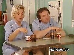 Classic French Cartel, Bruno Mac, Annette Schwartz in James Bond Chair