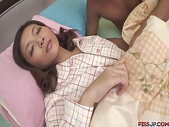 Amazing babe bondaged by perverted realtor