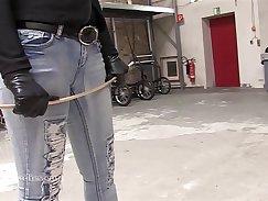 Anal slave mistress Mya Joy gets snatch ripped off hard