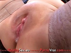 Casting amateur anal masturbates and squirts asaemateur