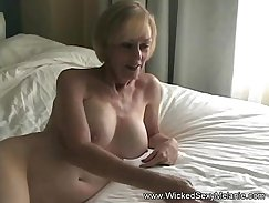 Cumming out of My New Grandmothers Pussy Nice Rough Interracial Sex