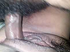 Creamy Wet Pussy Fucked In Stockings And Fenders