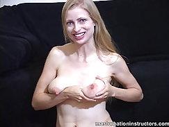 Caught Lean teacher jerks off naked