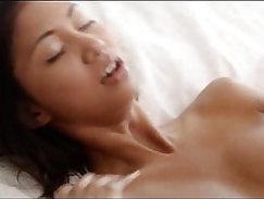 Big bottomed ebony korean chick gets screwed by Derrick Pryce