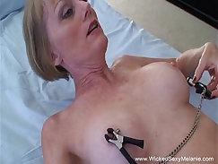 Asstastic slave Lara takes huge load in her tasty cunt in POV