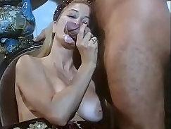 Aussie beauty and her huge dick