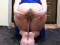 Best Foot fetish, hairy pussy, male