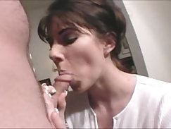 All Internal - MILF gets cum facialized
