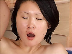 Asian Russian Teen Fucked in her pussy