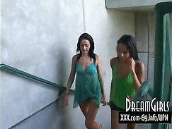 Candid Milke Naked Babe Street Walking on Public