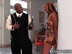 Big Dick Kenna Peer Pullups &Amelie & Till JMac Takes On Black Dick