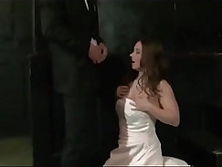 Boyfriend planned to fuck the bitch on her wedding day