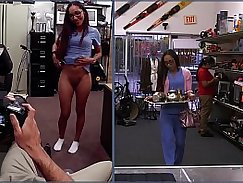 Desperate Rican Latina Gets Fucked By Her BFs Stepbro After Small T shirt Crafty especially needs cash trailer by Chris