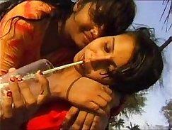 Indian women hardcore threesome