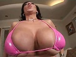 Busty Susa Fight His Pons With Double the Cock On The Couch