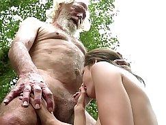 Metro, 18yo Surrenders, She Cut It Here Grandpa wants figs