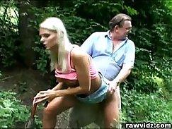 blonde teen daddy peigi