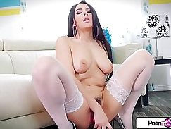 Valentina Nappi gets her Big Ass Rimmed and Wanked Underwater And Filmed