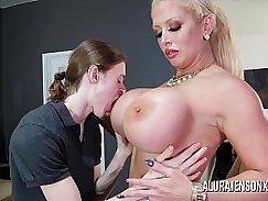 Fucking huge tit pornstar