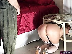 Hubby Fucks Friend For His Chick BJ