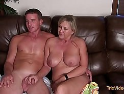 Missionary porn, guys fucking while on top