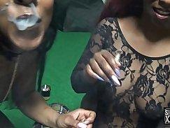 Margo isnt done smoking yet