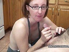 Japanese Mature Slut Hilda Suzman Gets Fucked From Behind