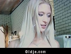 blondes fucked by man