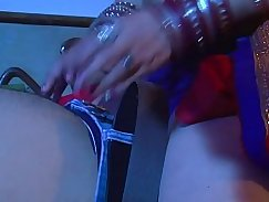 Busty babe bangs pretty masseur after marriage