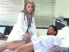 Doctor offer to seduce UPS patient