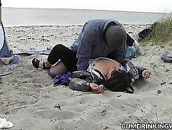 The Slutty Man Bukin Beach