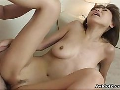 Kia gets her pussy pumped by the giant dick