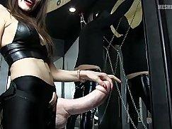 Hard ass slave brutally slammed as punishment