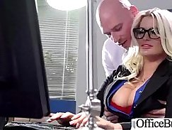 grinding actir tatooed gynecologist by girl in office