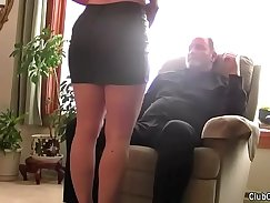 Amazing wife quickly humiliates her husband
