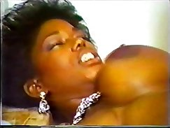 Cute African Girl And Her Man Sucking White Dong
