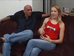 Blonde Tessa Ojejean Caught Fuck And Creampie