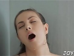 Anna think Solo Play with Rimjob