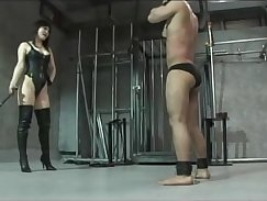 Blonde cockriding her new mistress
