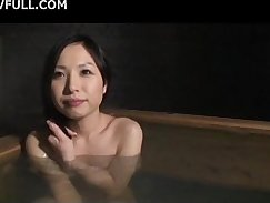 Amazing japanese slut banged by old man