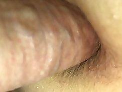 Cum inside Moldy Sluts ass and still sleeping
